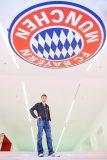 Thomas Müller - Stadionrundgang