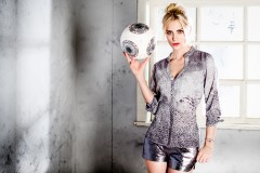 Moderatorin Anna Kraft - Sport1 Foto